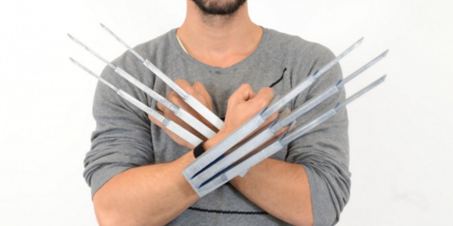 1 Les Griffes de Wolverine A