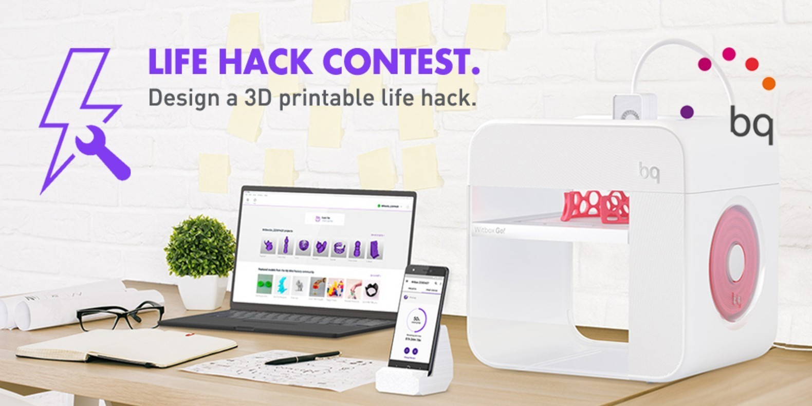 3D printed Life Hack
