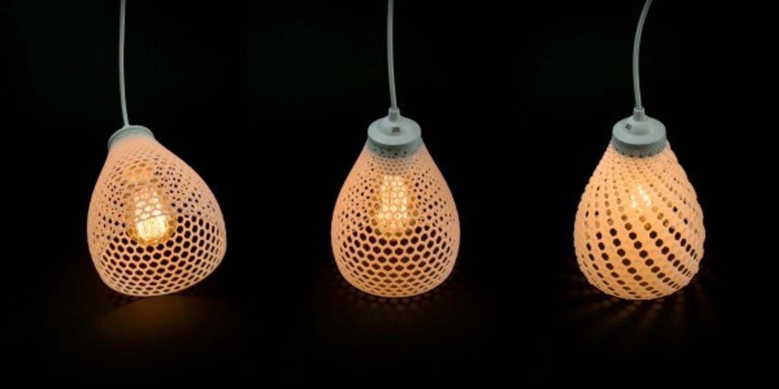 Fabriquer Lampe De Chevet Suspendu top 15 des lampes imprimées en 3d. ・ cults
