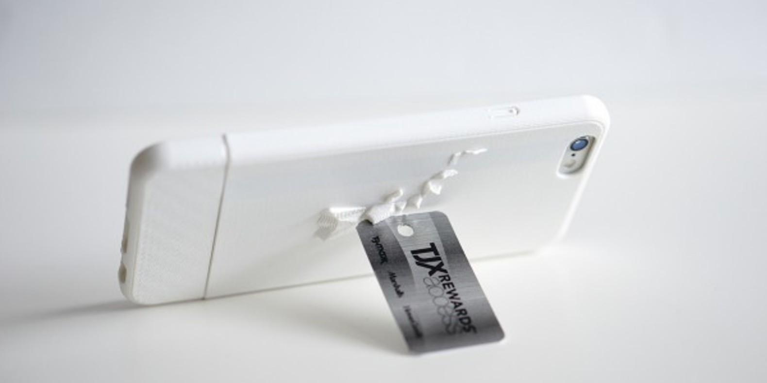 coque iphone shiqi imprimé en 3D fichier 3D cults smartphone 3D printed 3
