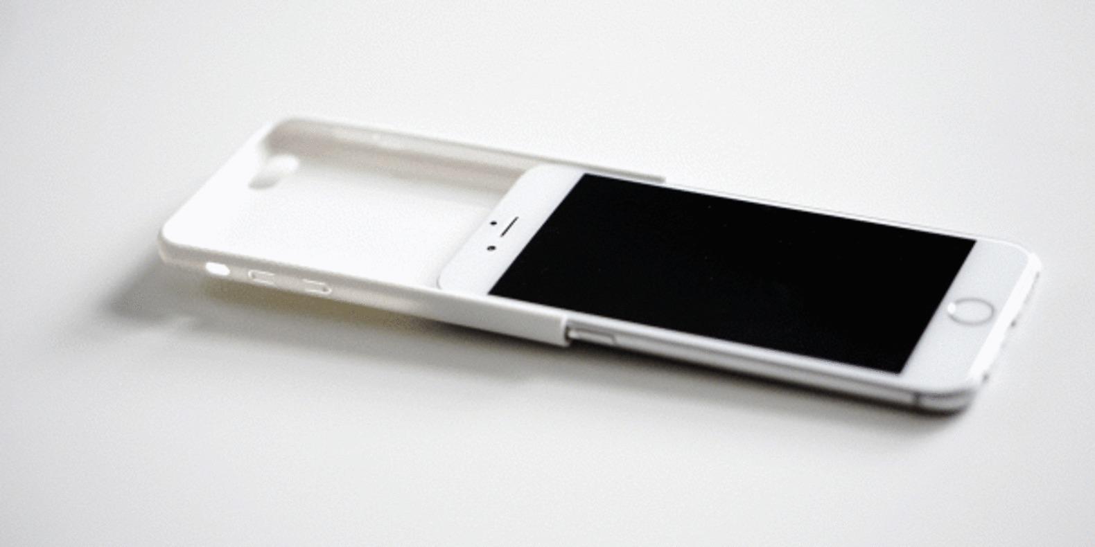 coque iphone shiqi imprimé en 3D fichier 3D cults smartphone 3D printed 6