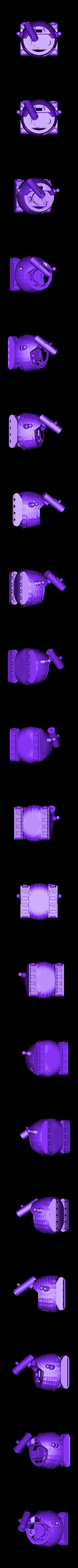 STL_UltiBotBot_Assembled_body.stl Download STL file The Ulti-BotBot • 3D printer design, XYZWorkshop