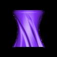 eierdop.stl Download STL file Twisted Egg Cup Holder • 3D printable template, StudioSTOUT