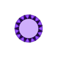 Bump_Vase_1.STL Download STL file Bump Vase 1 • 3D printer object, David_Mussaffi