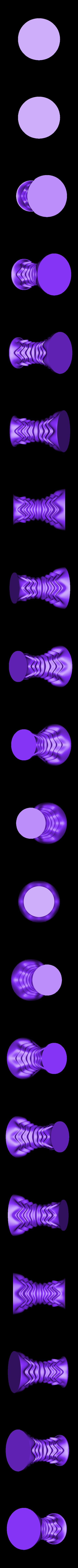 Form_Vase_5.STL Download STL file Form Vase 5 • 3D print model, David_Mussaffi
