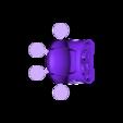 tubeo_01__km_volonoi_t1.5_.stl Download free STL file smart base -tubeo_01f_km_volonoi- • 3D printable template, masa_4dc