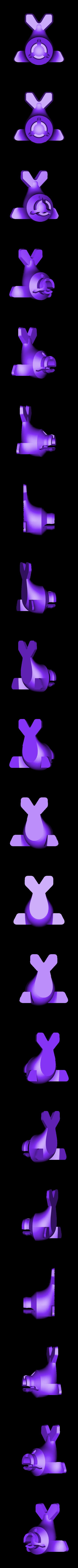 mtmk_trifix_sealbottom.stl Download free STL file Babyseal • 3D printable model, mageli