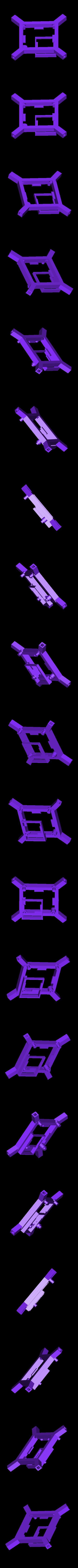 frame_main.stl Download free STL file Mini FPV quad copter kit for V929 or HK Q-bot • Design to 3D print, 3dxl