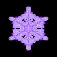 CreativeTools.se_-_ZPrinter-model_-_Snowflake.stl Télécharger fichier STL gratuit Snowflake • Plan imprimable en 3D, CreativeTools
