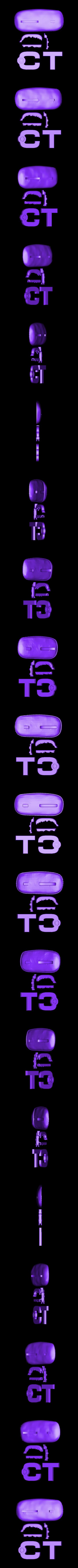 CreativeTools.se_-_ZPrinter-model_-_CT_logo.stl Download free STL file 3D text with snow • 3D printing design, CreativeTools