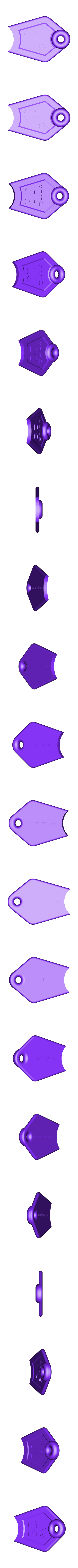 Shopping_Cart_Token__no_coin_blank_.stl Télécharger fichier STL gratuit Shopping Cart Token • Modèle à imprimer en 3D, CreativeTools