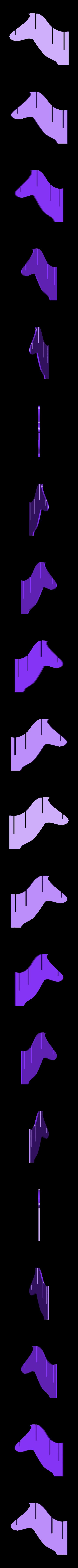 28.Labels_3D_printing_Oldenburg_architecture_models_deer_4.stl Download free STL file deer • 3D printer object, 28Labels