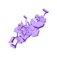 KAK.stl Télécharger fichier STL gratuit Kak • Design à imprimer en 3D, NormallyBen