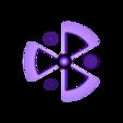KACA-ORBITAL02.STL Télécharger fichier STL gratuit Spinning Tops Orbital Series • Design pour impression 3D, Ysoft_be3D