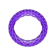 PULSERA_3D.stl Download free STL file Bracelet No 1 • Model to 3D print, Th3DCrafters