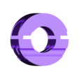 Cylinder3D_2.stl Télécharger fichier STL gratuit 3D Cylinder • Modèle pour imprimante 3D, MosaicManufacturing