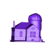holden-observatory.stl Download free STL file Holden Observatory • 3D printable object, isaac