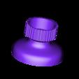 Sriracha_Inverter.stl Download free STL file Sriracha Inverter • 3D printing template, 3DBROOKLYN