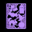 Halloween_Snapout.stl Télécharger fichier STL gratuit Snapout d'Halloween • Design pour impression 3D, 3DBROOKLYN