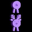 corkpals_franklymydeer.stl Download free STL file Cork Pals: Frankly my Deer • 3D printer design, UAUproject