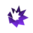 StarbowlShapescribe.stl Download free STL file Star Bowl - Bol étoile • 3D printing object, Shapescribe