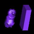 pandawhite.stl Download free STL file Panda • Model to 3D print, yourwildworld