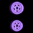 wheels_001_turbo.STL Download free STL file Corvette • Model to 3D print, BEEVERYCREATIVE