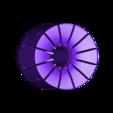 _pet_vase_cap_03-slit.stl Download free STL file PET VASE CAP_03_slit • 3D print design, masa_4dc