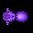 SkullBox_Box_3DKitbash.stl Download free STL file Boneheads: Skull Box w/ Brain - via 3DKitbash.com • Model to 3D print, Quincy_of_3DKitbash