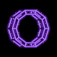 Pipe.stl Download free STL file Piped Bracelet • 3D printing template, sucmuc
