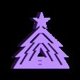 tree_print.stl Download free STL file Christmas tree • 3D printer design, bs3