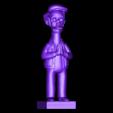 apu_simpsons.OBJ Download OBJ file Apu from the Simpsons • 3D printing design, udograf