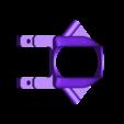 Fanholder03.STL Télécharger fichier STL gratuit Fan duct and mini blower holder for Sunhokey Prusa i3. • Modèle pour impression 3D, tahustvedt