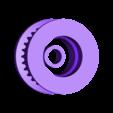 Pulley03.STL Download free STL file Mammut - Giant printer. • 3D printable model, tahustvedt