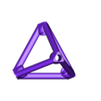 tétraèdre et axes.stl Download free STL file Tetrahedron with Propellers - Tetraedron with helices • 3D printing model, NOP21