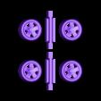 Truck_Tire.stl Download free STL file Pickup Truck • 3D printable template, WallTosh