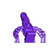 skinnyjimmy_fixed_sup.stl Download free STL file Skinny Jimmy • 3D printer design, ThinkerThing