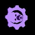 Omen_Light_Topper.stl Télécharger fichier STL gratuit Gears of War Halloween Tree • Modèle pour impression 3D, ChaosCoreTech