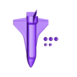 Space Shuttle.obj Download free OBJ file Space Shuttle • Design to 3D print, 3DBuilder