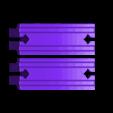 Train Bridge Ramp.stl Télécharger fichier STL gratuit Rampe du pont ferroviaire • Objet pour imprimante 3D, 3DBuilder