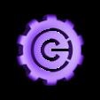 CCT_Coin_small.stl Download free STL file Chaos Coins! - Maker Coin for Chaos Core Tech • 3D printing design, ChaosCoreTech