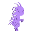 tyu_001.stl Download free STL file UMA Cookie Cutter (Chupacabra) • Object to 3D print, Yuko