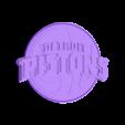 Detroit_Pistons_3D.stl Download free STL file Detroit Pistons - Logo • 3D print design, CSD_Salzburg