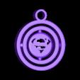 GMBL_SuperMan.stl Download free STL file Gimble key chain Batman • 3D printing design, ykratter