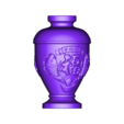 small-XA145fuyu.stl Download free STL file Bless fish bottle • 3D print design, stronghero3d