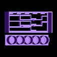 OneManBand_Keys.STL Download free STL file 3D Printed One Man Band Musical Instrument • 3D printable model, 3DSage