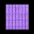Domino_fini.stl Download STL file Dominoes • 3D print template, 3d-fabric-jean-pierre