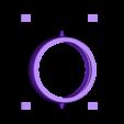 MultiGimbleB.stl Download free STL file Boron Gimble Keychain • 3D print model, ykratter