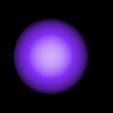 Voltorb_Bottom.stl Télécharger fichier STL gratuit Voltorb [Pokémon] • Modèle pour impression 3D, ChaosCoreTech