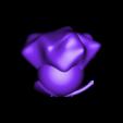 Gastly.stl Download free STL file Gastly [Pokemon] • 3D printable template, ChaosCoreTech